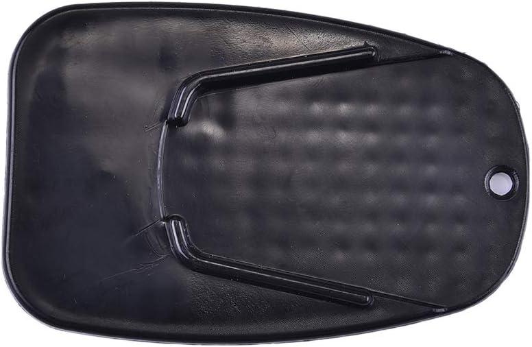 Universal Motorrad Anti-Rutsch-Seite St/änder Stand Seitenst/änder Verl/ängerungsplatte Pad Moto Gear Motorrad St/änder Pad
