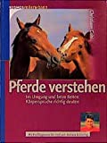 Pferde verstehen. Im Umgang und beim Reiten: Körpersprache richtig deuten.