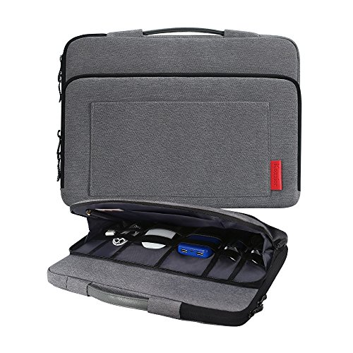 iCozzier Organizer Electronic Accessories Briefcase