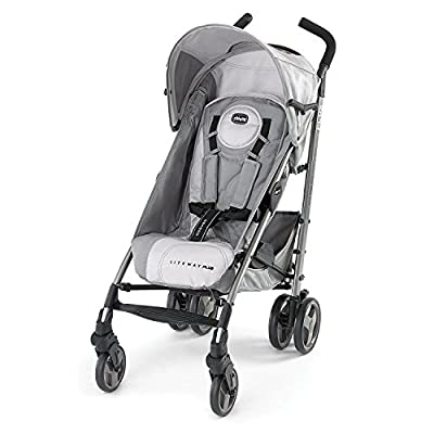 Chicco Liteway Plus Stroller, Silver by Chicco that we recomend individually.