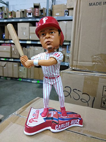 Philadelphia Phillies Ruiz C. #51 2013 Pennant Base Bobble Home by FOCO