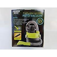 Sharper Image 1020005 Multi-function Wet & Dry 12V Auto Vacuum