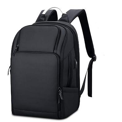 712a83d1bfee Amazon.co.jp: [SHICHI] リュック メンズ USBポート 大容量 防水 耐衝撃 ...