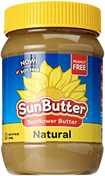 SunButter Natural Sunflower Seed Spread 1 16 oz Plastic Jar
