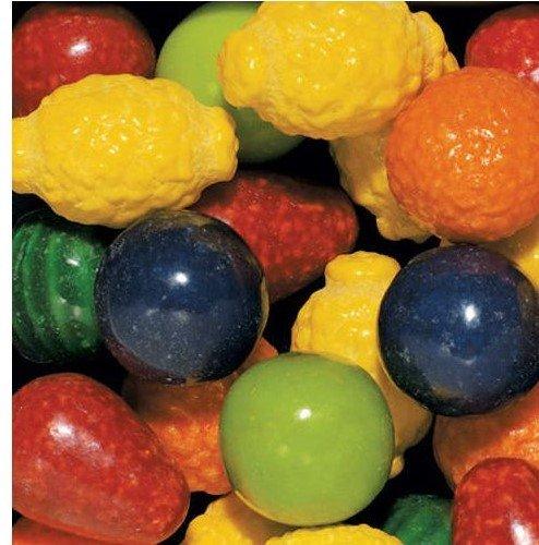 Dubble Bubble Seedling 24mm Gumballs 1 Inch, 2