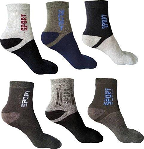 12e455f19 YASH ENTERPRISES Men s Cotton Sports Ankle Length Socks (Multicolour ...