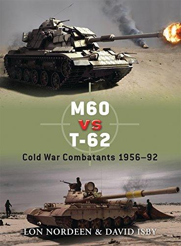 M60 vs T-62: Cold War Combatants 1956–92 (Duel)