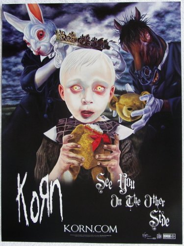 Korn - See You On The Other Side - Poster - James Munky Shaffer