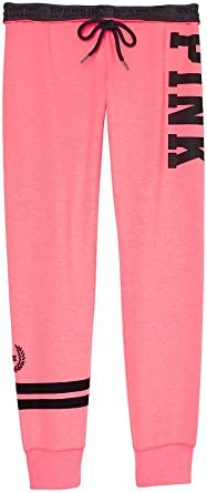 Victorias Secret Pink Gym Pant Graphic Sweatpants