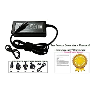 UpBright NEW Global AC / DC Adapter For Samsung SDP-860 SVP-5300N SVP-5300 SDP860 SVP5300 SVP5300N Digital Presenter HD Document Camera Power Supply Cord Cable PS Charger Mains PSU
