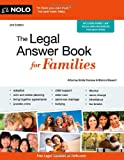 img - for The Legal Answer Book for Families. book / textbook / text book