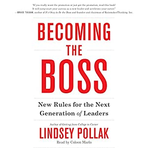 Becoming the Boss Audiobook