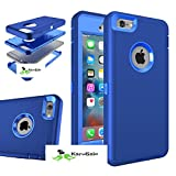 Best Zizo Iphone 5s Accessories - Hard Back ShockProof Slim Hybrid Phone Case Cover Review