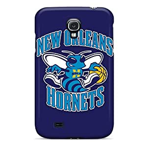 LittleBox Fashion Protective New Orleans Hornets Case Cover For Galaxy S4