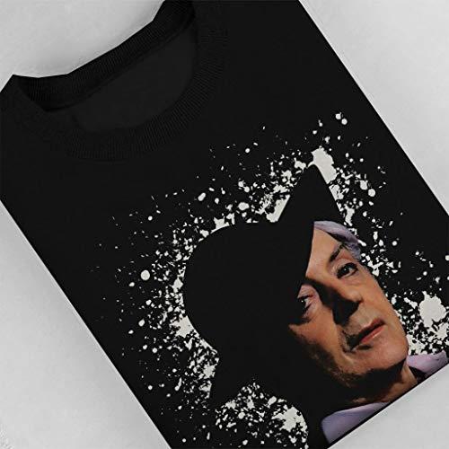 Tv Sweat Quentin Noir Femme 1977 Times Crisp shirt 46f7xr4