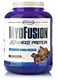 Gaspari Nutrition Myofusion Advanced Protein, Milk Chocolate, 4 pounds