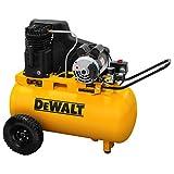 20 gallon portable air compressor - DeWalt DXCMPA1982054 20-Gallon Portable Air Compressor