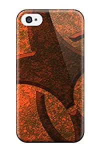 New Style CharlesRaymondBaylor Biohazard Premium Tpu Cover Case For Iphone 4/4s by lolosakes