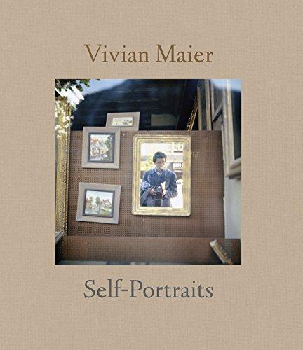 Vivian Maier: Self-Portraits (Black White Portraits Women)