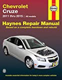 Chevrolet Cruze: 2011 thru 2015 All models (Haynes Repair Manual)