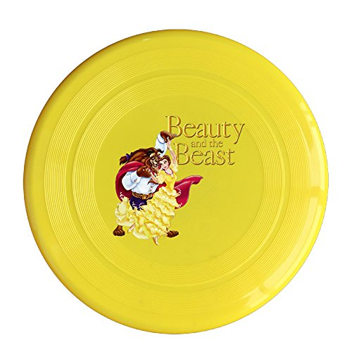 Logon 8 Custom Design Of The Beauty And The Beast Plastic Disc Yellow Diameter 23cm (Assassin Costume Design)