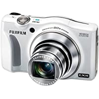 Fujifilm FinePix F850EXR 16MP CMOS Camera with 20x Optical Zoom, 3-Inch LCD, White Basic Facts Review Image