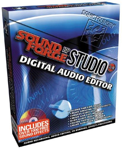 (Sound Forge XP 5.0 Studio)