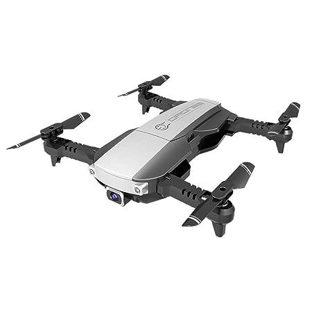 Meatyhjk RC Drone 4 K Quadcopter 2.4 GHz 4 CH WiFi FPV plegable ...