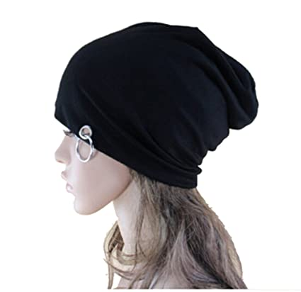6f681614c52 Eforstore Hot Fashion Women Men Slouchy Knit Beret Beanie Hat Cap Beanie  Thin Hip-hop