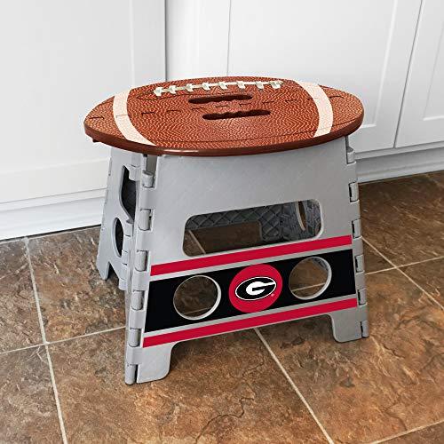 - FANMATS NCAA Georgia Bulldogs Folding Step Stool