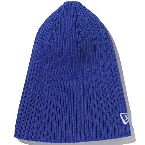 NEWERA KNIT CAP OUTLAST RIB BASIC BEANIE PRINCESS BLUE ニューエラ ニット キャップ ニット帽 アウトラスト リブ ビーニー プリンス ブルー 帽子