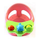 Baby Bath Tub Ring FUN Ring Seat New Model From Keter - Pink Best Price Gift, Baby, Newborn, Child