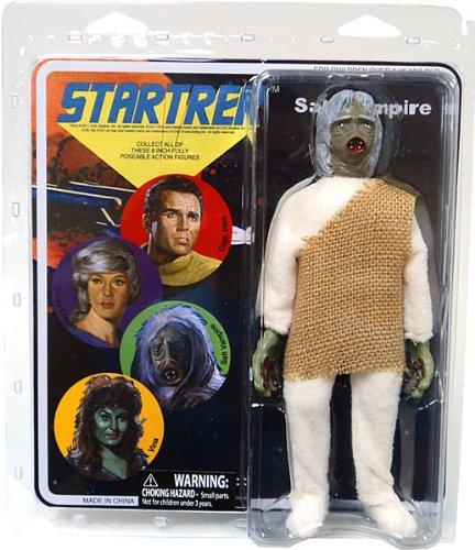 Diamond Select Star Trek Original Series Cloth Retro Action Figure Series 8 Salt Vampire