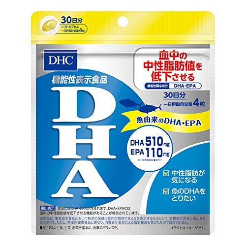 抗酸化成分を多く含むDHAサプリで加齢臭対策を!