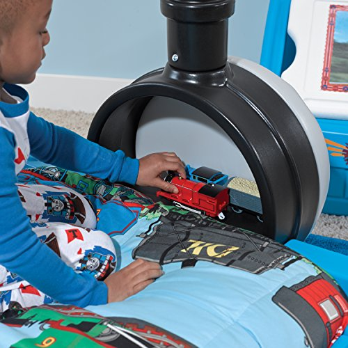 51TN3DNhKUL - Step2 Thomas The Tank Engine Toddler Bed