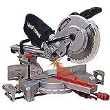Craftsman 12' Single Bevel Sliding Compound Miter Saw (21239)