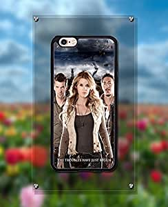 Creative Iphone 6s Funda Case TV Haven - Personalized Design Drop Protection Back Film Protector Skin For Iphone 6 / 6s (4.7 Inch)