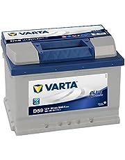 Varta D59 Autobatterie 58360 Blue Dynamic, 12V, 60 Ah, 540 A
