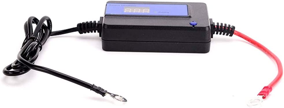 200ah Car Pulse Battery Desulfator For 12 24 36 48v Lead Acid Batteries With Circle Ring Auto