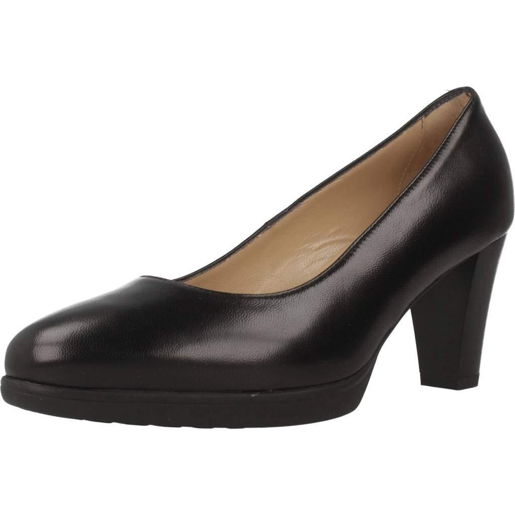Noir (100) noir Giardini Chaussures à à à Talon, Couleur Noir, Marque, Modã¨Le Chaussures à Talon A806300D Noir c82