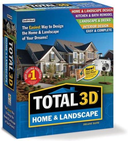 Amazon Com Total 3d Home Landscape Deluxe Suite V 9