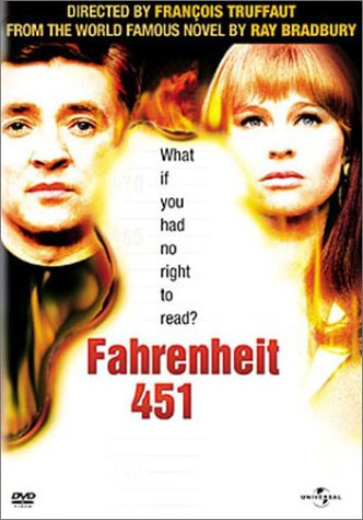 Image result for fahrenheit 451 dvd