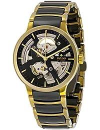Centrix Skeleton Dial Ceramic Mens Watch R30180162. Rado