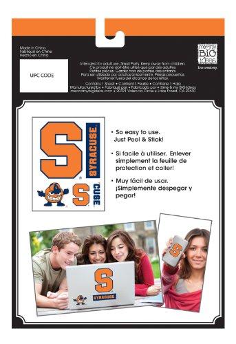 me & my BIG ideas laptopSTICKS Removable Laptop Stickers, Syracuse Orange