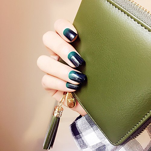 The 8 best green nails