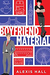 Book Cover: Boyfriend Material