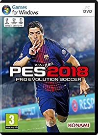 Pro Evolution Soccer 2018 System Requirements | Can I Run