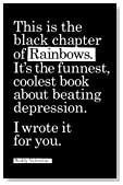 Rainbows, the coolest book about beating depression