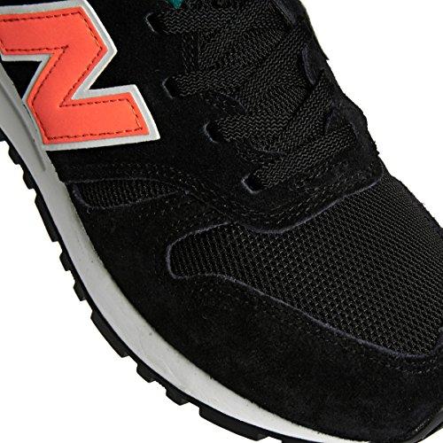 New Balance Ml565sbo - - Hombre Negro / Naranja / Blanco