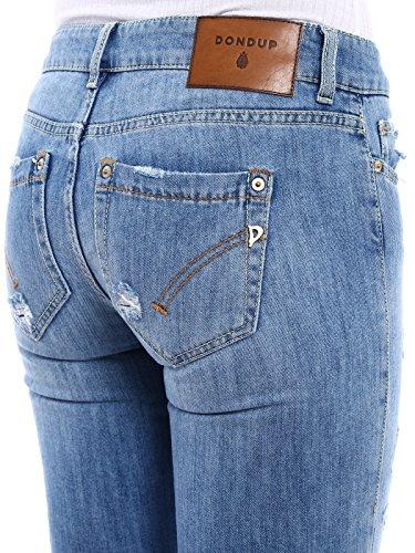 Blu Dondup Donna Jeans Cotone P692ds107dp52pdh800 rqIz4B8q